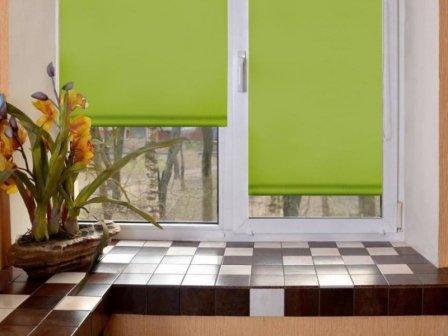 Выбираем окно на кухню