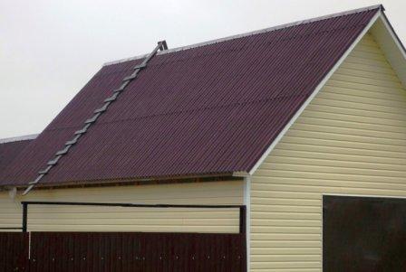 Чем покрыть крышу гаража недорого и качественно: Отзывы, цены, характеристи ...