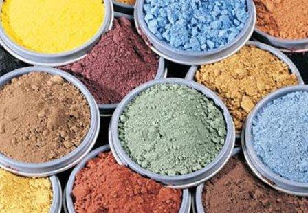 Цветные кладочные смеси для кирпича