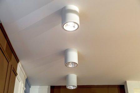 Накладные потолочные Led-светильники