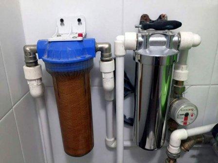 Фильтры для воды: параметры выбора