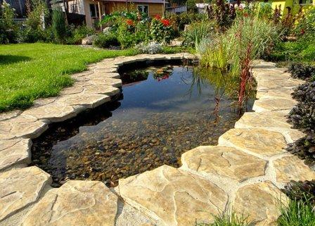 Правильное проектирование и строительство пруда