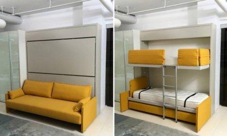 Современная мебель и ее разновидности