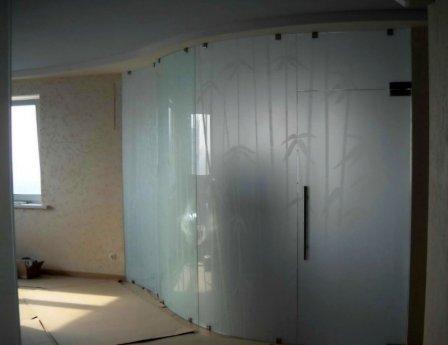 Красота и уют вашего дома с матовкой стекол от Ведитекс