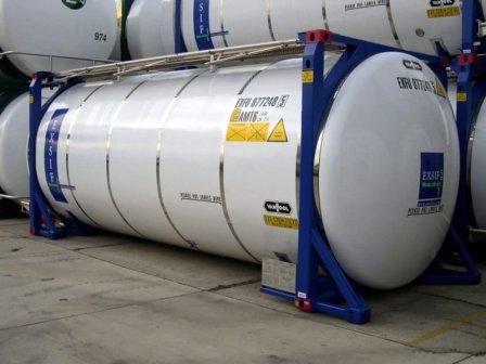 Разновидности танк-контейнеров
