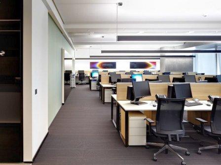 Отделка и дизайн офиса