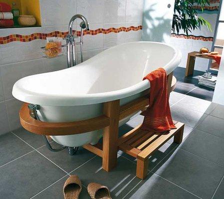 Какую ванну выбрать: акриловую или чугунную?