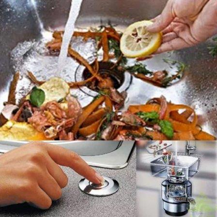 Выбор аксессуаров для кухонных моек в магазине «Мойкири»
