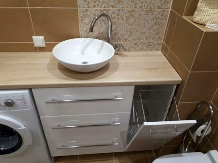 Мебель для ванной комнаты на заказ