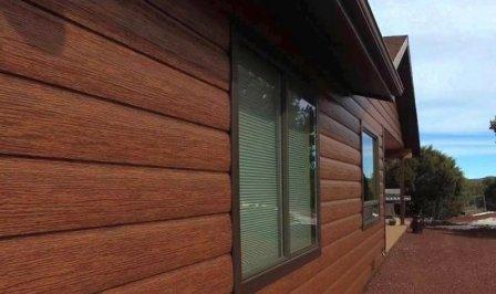 Металлический сайдинг для фасадов – отделка дома на ближайшие 50 лет!