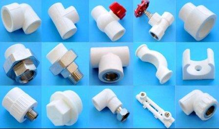 Пластиковые фитинги: виды, особенности монтажа, маркировка
