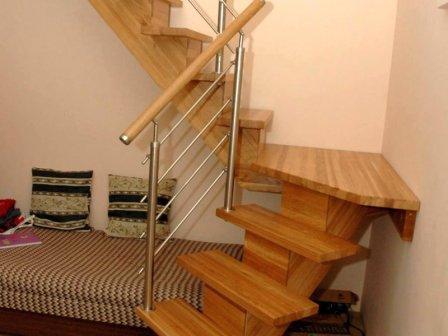 Основные ошибки при проектировании лестницы для дачного дома