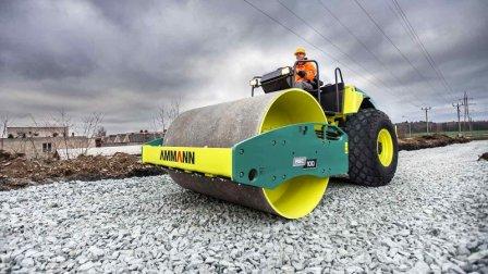 Виброкаток - помощь в строительстве дорог