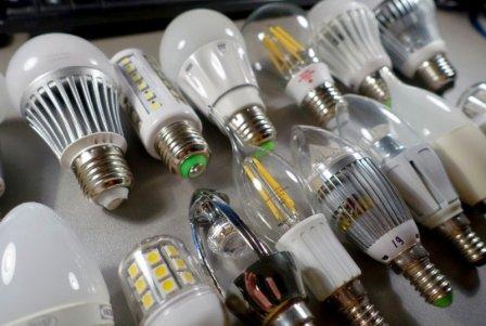 Светодиодные лампы – способ снизить энергопотребление