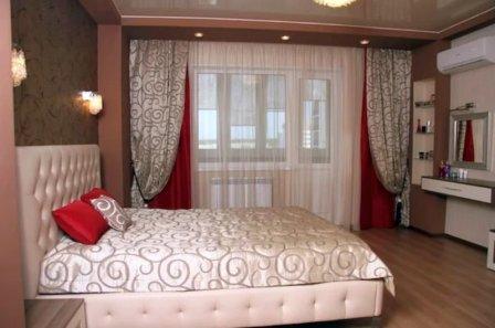 Кровать в интерьере + фото