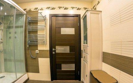 Межкомнатная дверь для ванной комнаты