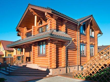 Деревянные дома: секреты строительства, как уберечь сруб от порчи