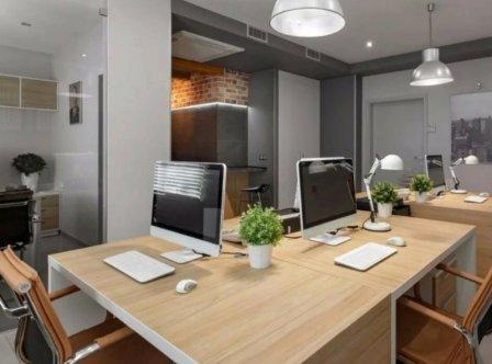 Оформление маленького офиса: современные тенденции
