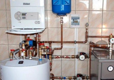 Сколько люди тратят на системы отопления?