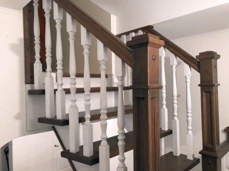 Традиции загородного дома: лестницы