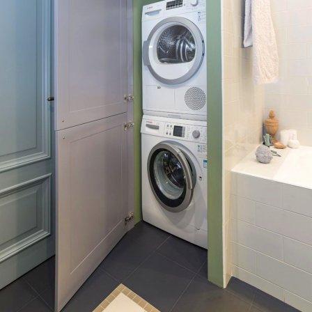 Удобная сушка белья в квартире