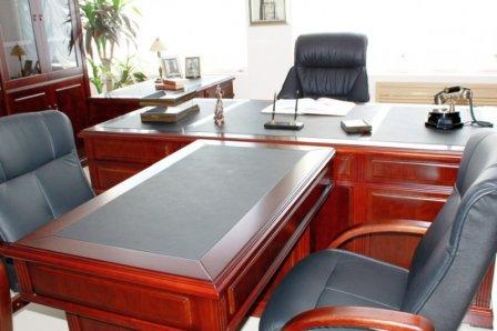 Интерьер кабинета руководителя