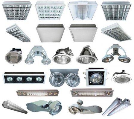 Светодиодные прожекторы, светодиодные лампы и светильники: характеристики, спектр применения