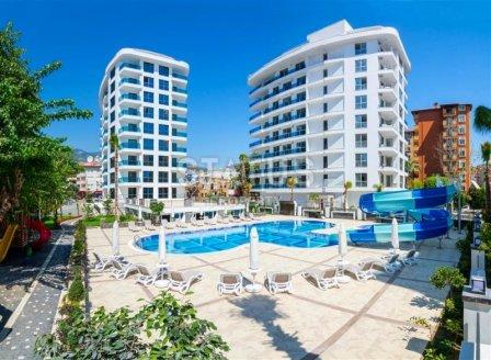 Популярный дизайн интерьера квартир в Турции