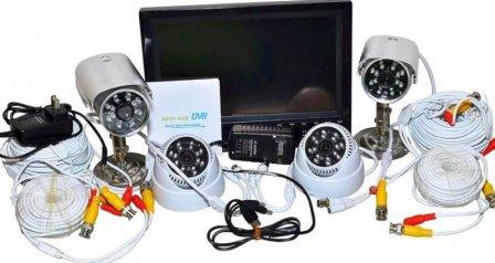 Роль комплектов видеонаблюдения в системах безопасности