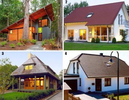 Устройство и дизайн крыши