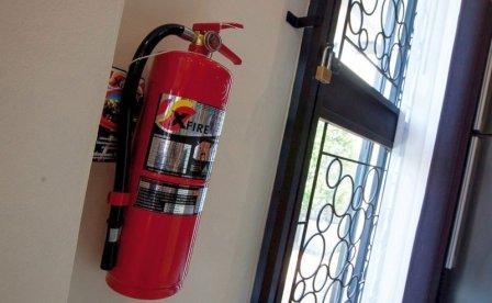 Противопожарные средства для дома, квартиры