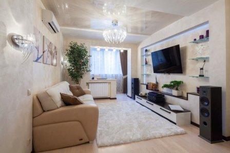 Дизайн интерьера гостиной - ключевые моменты в оформлении