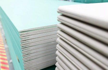 Гипсокартон - универсальный отделочный материал