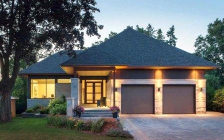 Надёжная крыша, яркий свет и любимое занятие - что ещё нужно для счастливой семьи?