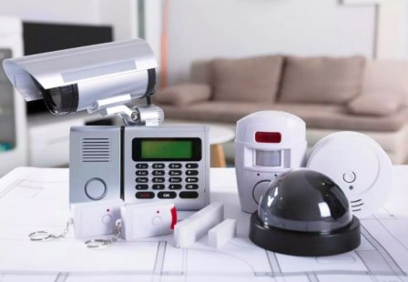 Домашние системы безопасности
